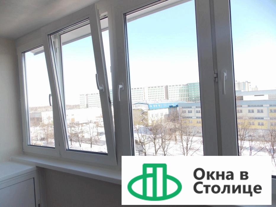 Разновидность балконных рам